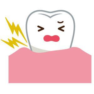 銀歯_しみる_知覚過敏