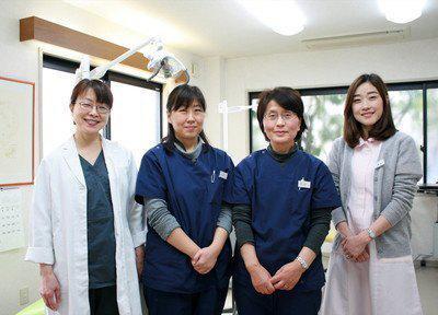 鶴田歯科医院 ドクター・スタッフ