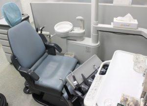 佐野歯科医院 診療室