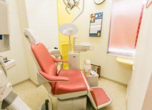 高円寺デンタルクリニック 診療室