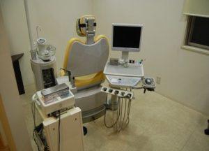 ひらの歯科医院 診療室