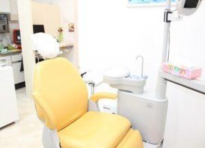 高円寺北口歯科 小児矯正歯科クリニック 診療室