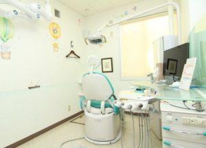 小田歯科医院 診療室
