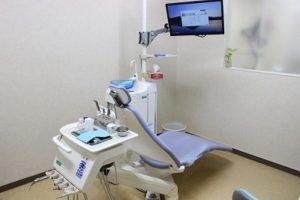 高円寺もうり歯科 診療室