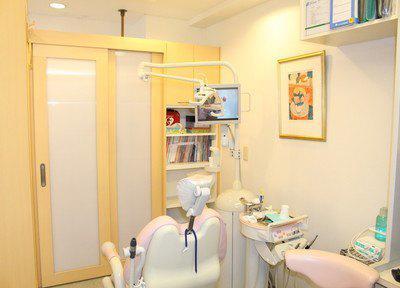 岩崎歯科クリニック 診療室