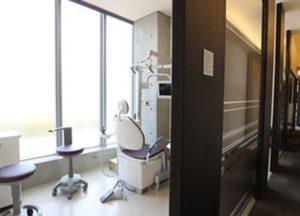木村デンタルオフィス 仙川 診療室