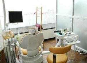 こうの歯科医院 診療室