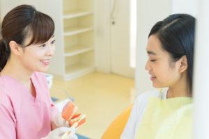 歯磨き_血_ブラッシング指導