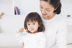 子供の歯磨き_楽しく歯磨き