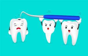 虫歯 治療 後 激痛
