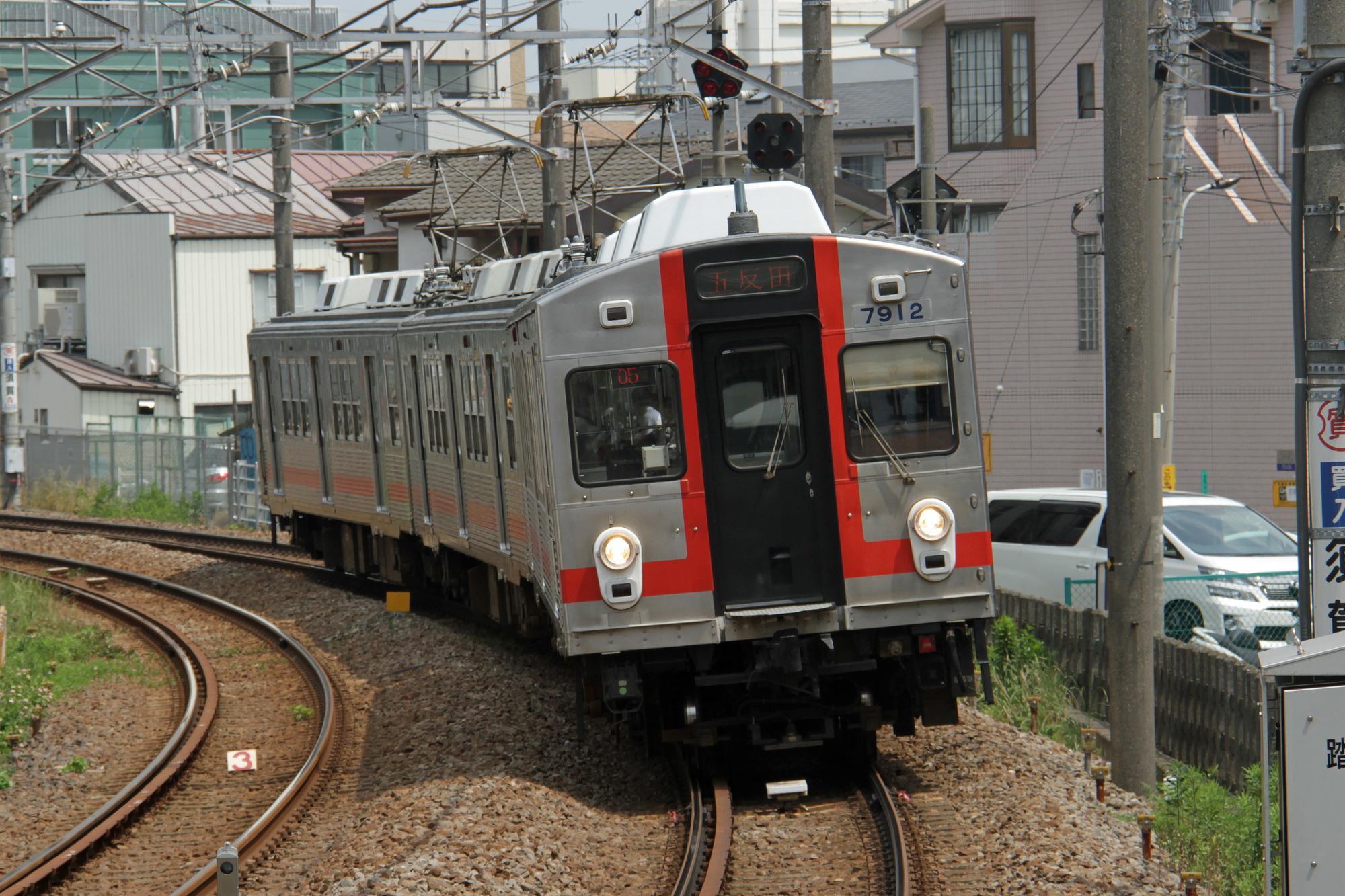 荏原中延駅