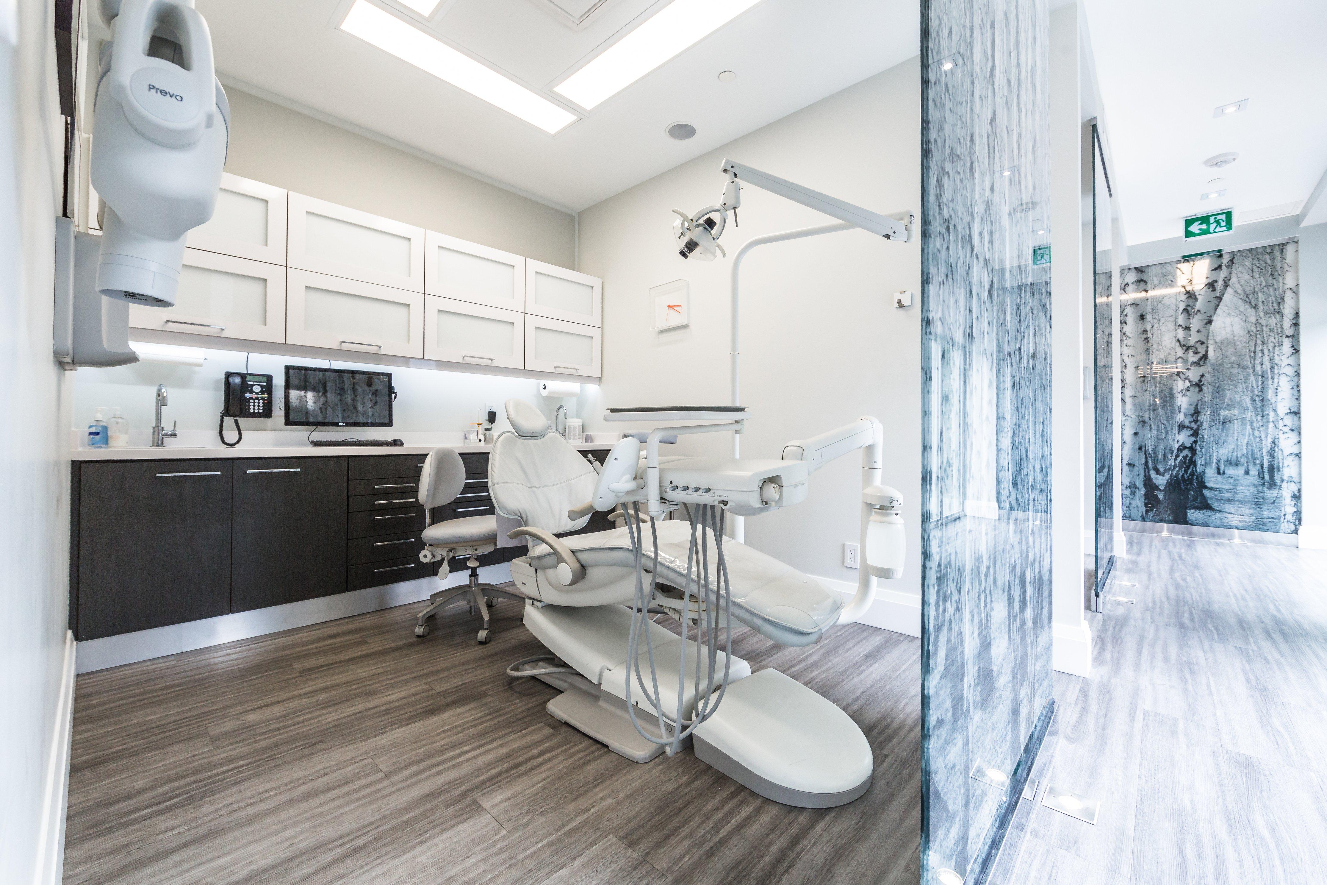 診療室 歯医者