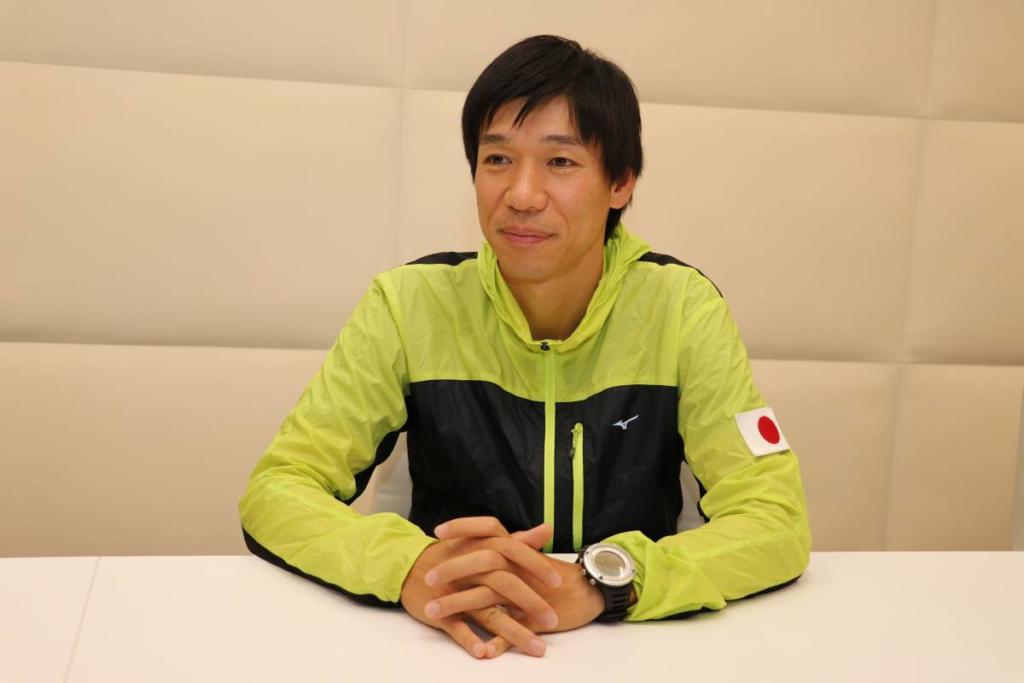 北田雄夫選手